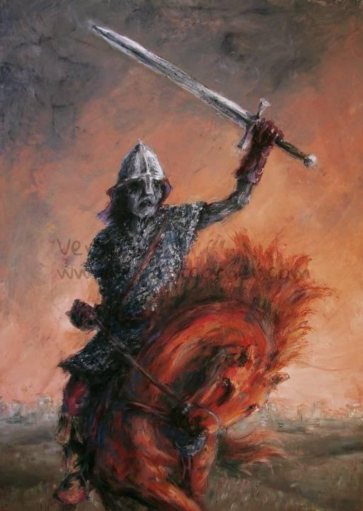 Four Horsemen of the Apocalypse - War