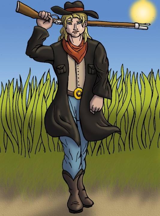 Mick Hancock the Runaway Ranger
