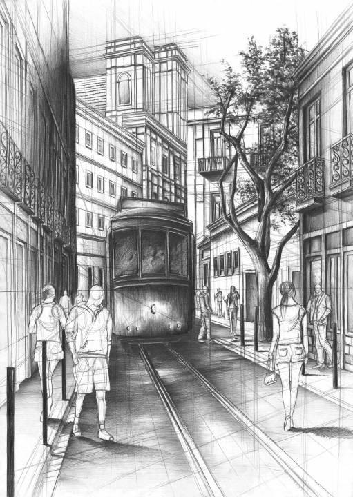 Lisbona street