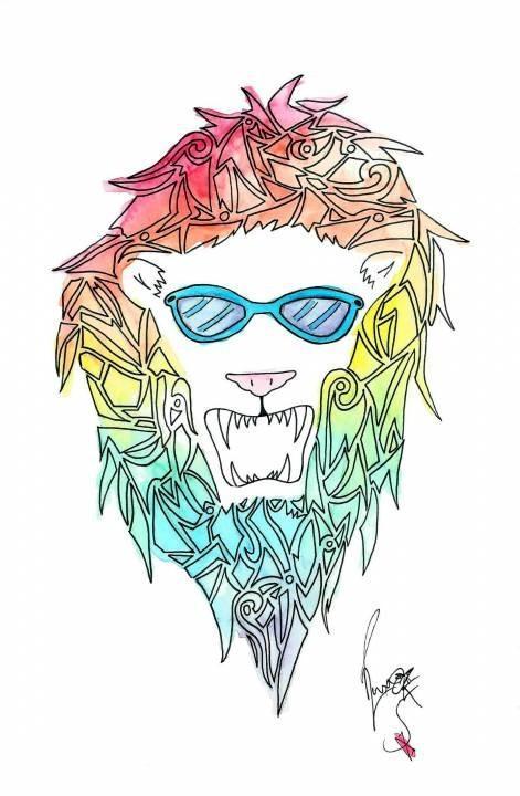 Riot Lion