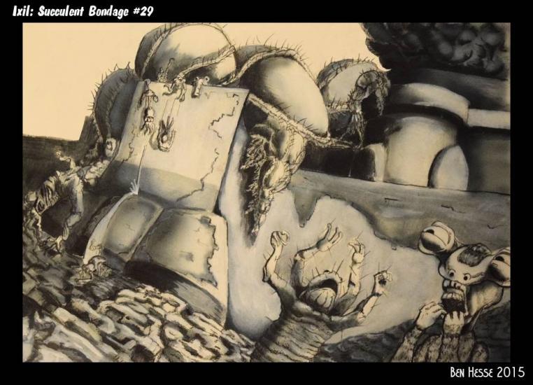 Succulent Bondage #29