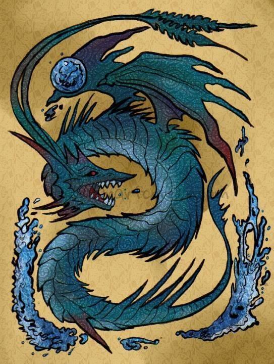 Leviathan - ffXIV