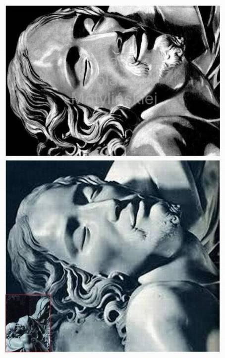 Michelangelo - Pietà (part 1)
