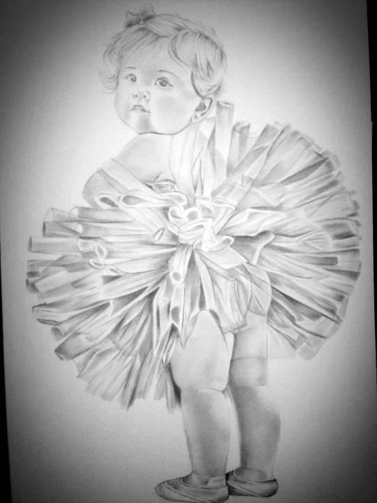 Baby in a Ballerina