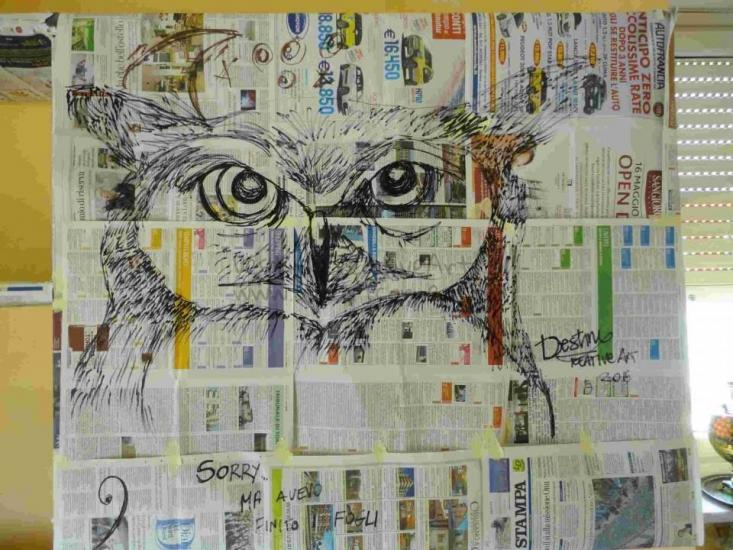 Street Owl