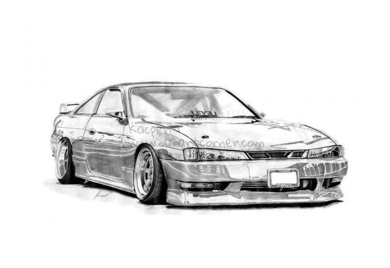 Nissan S14