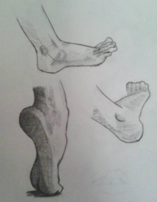 piedi - feet