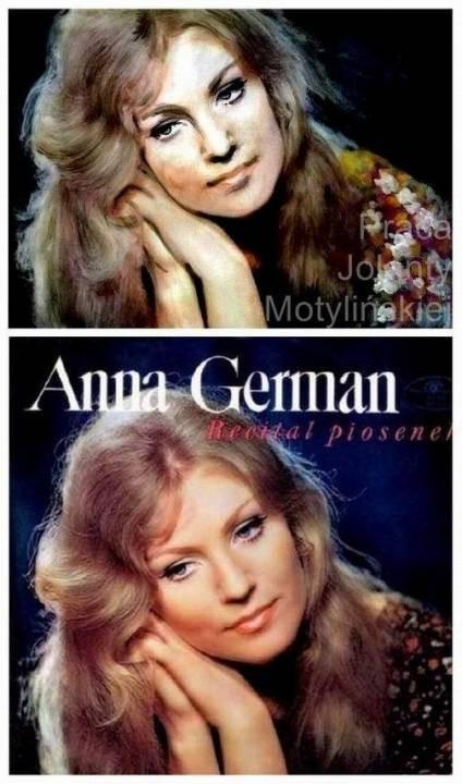 Portrait of Anna German