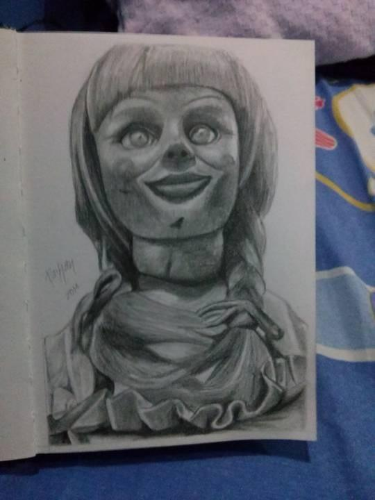 Annabelle Doll from Annabelle and The Conjuring