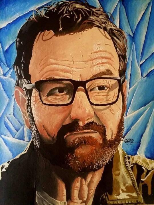 Breaking Bad | Walter White | Mr. Lambert Portrait