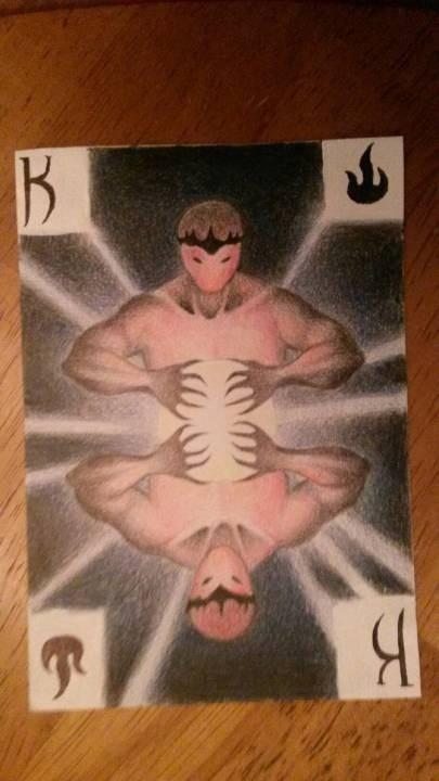 Fantasy Playing Card