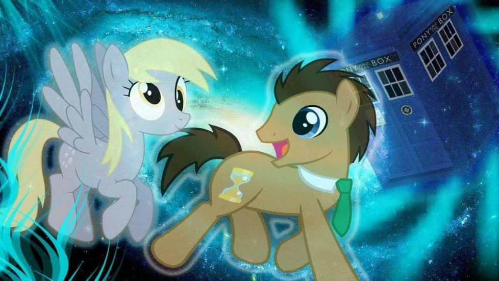 Doctor Whooves and The Assistant