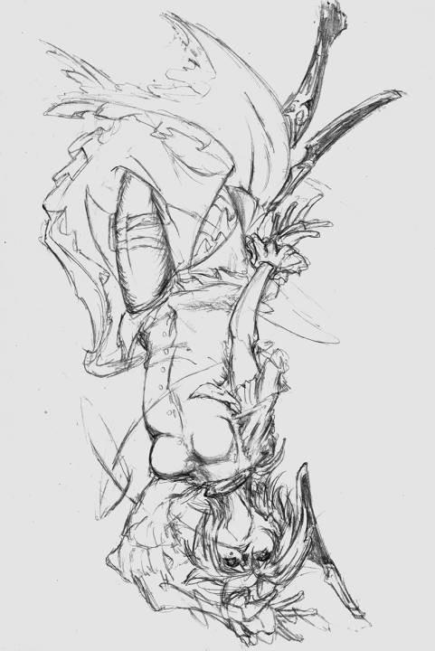 Elizabeth Sketch