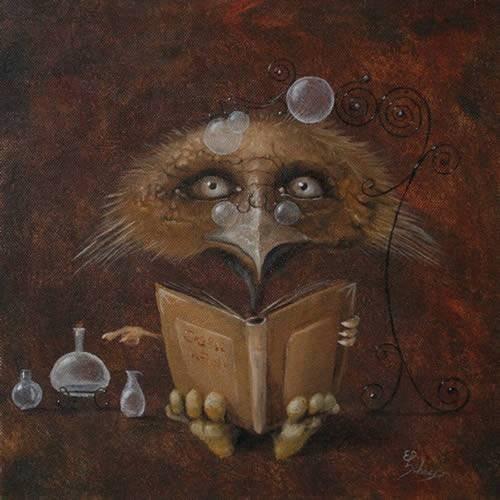 Le Professeur de Magiciens