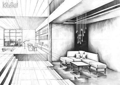 Home interior - project