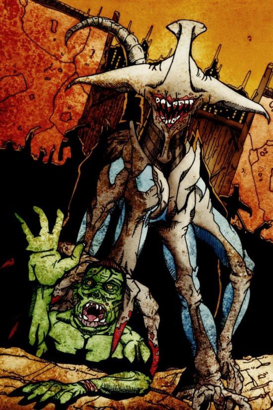 Lurk the goblin