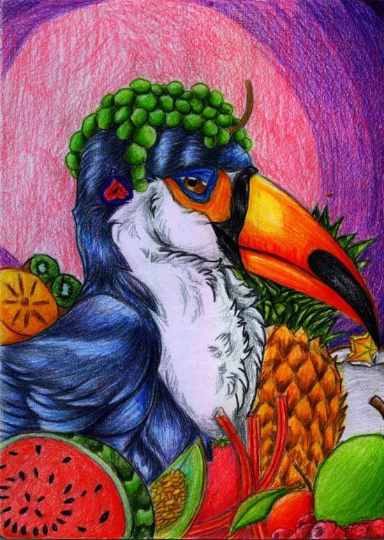 Fruity Toucan