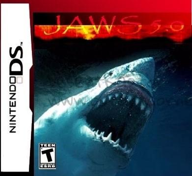 Jaws 5.0 game DS