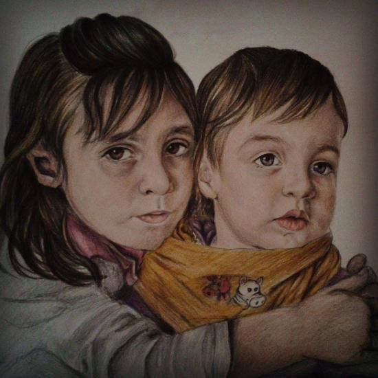 Commission - Children
