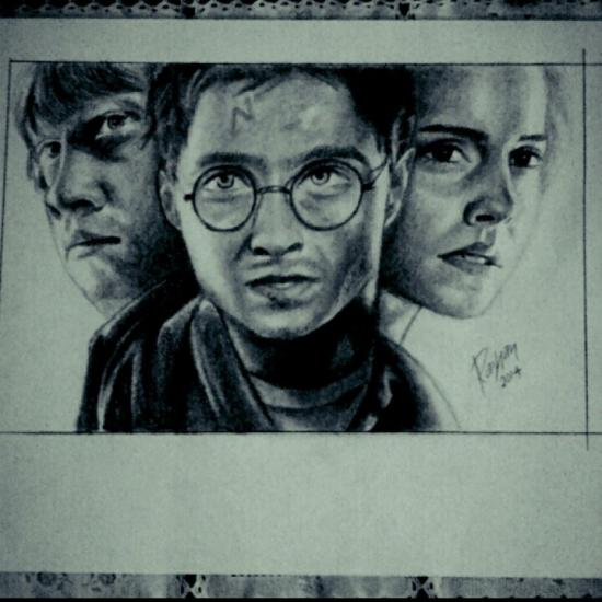 The Harry Potter Gang