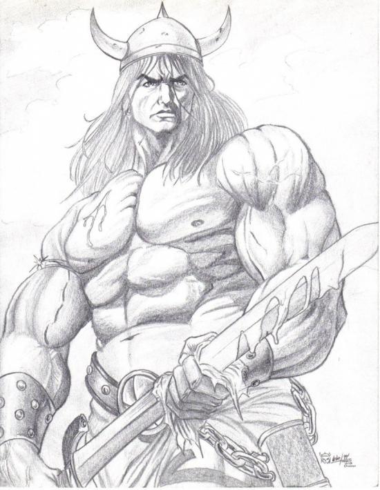 Conan the cimerian