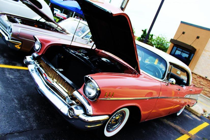 Classic 1957 Chevorlet