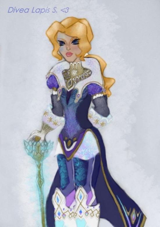 Aurora - Winter Wizard