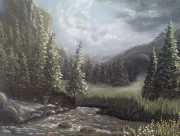 Landscape - version 2