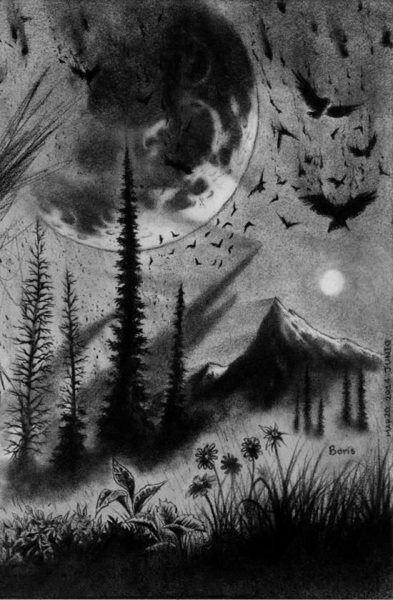 Ashes From The Phantom World - Part I