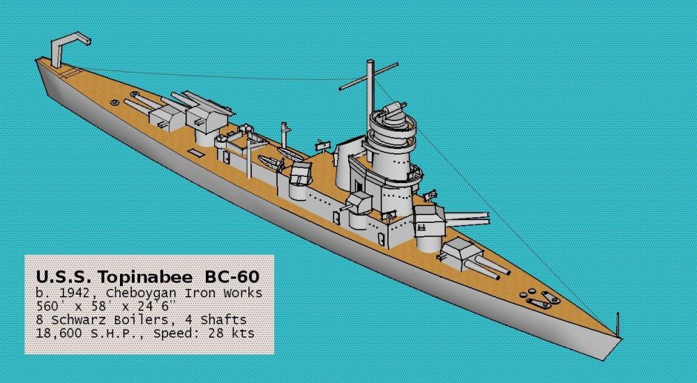 USS Topinabee