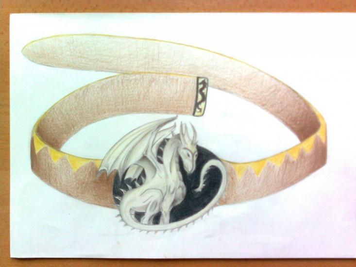 Dragon belt design