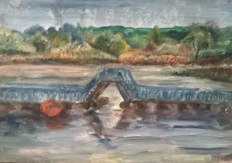 The bridge upon Samara