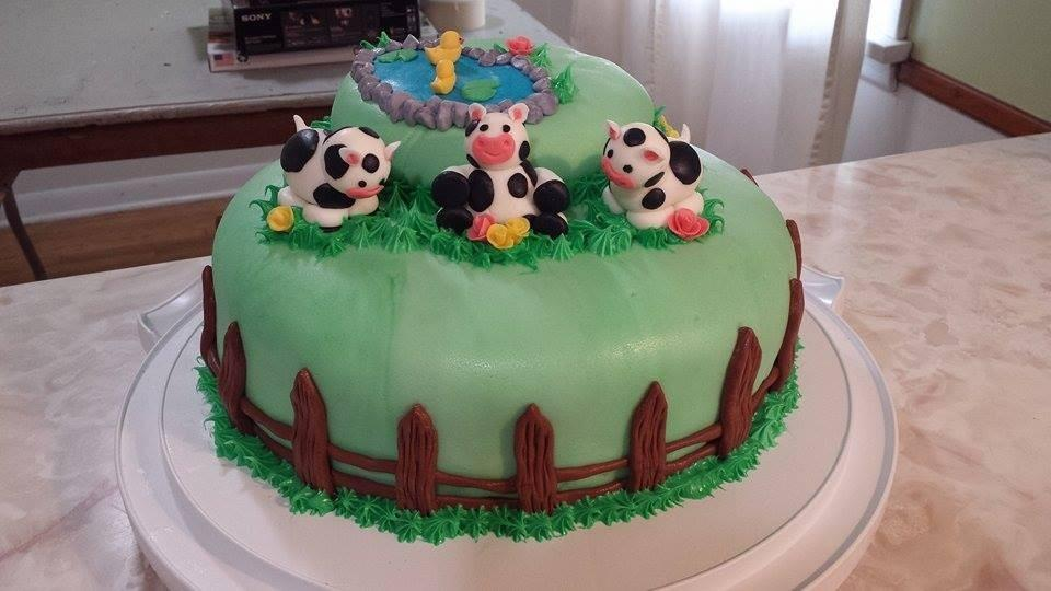 It's a Cow Cake