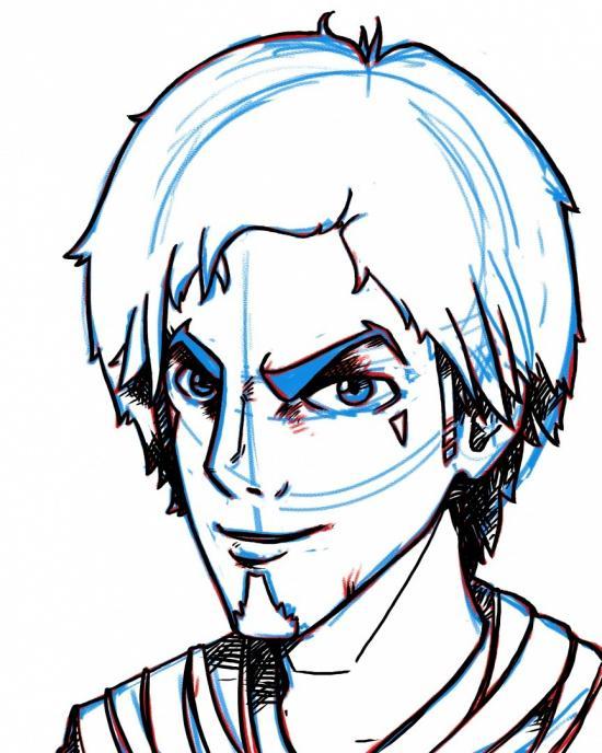 Hisanno Sketch