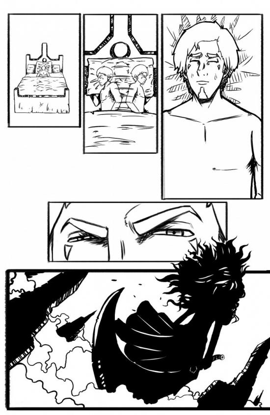EraBellin Chapter 1, Page 1 [Inks]