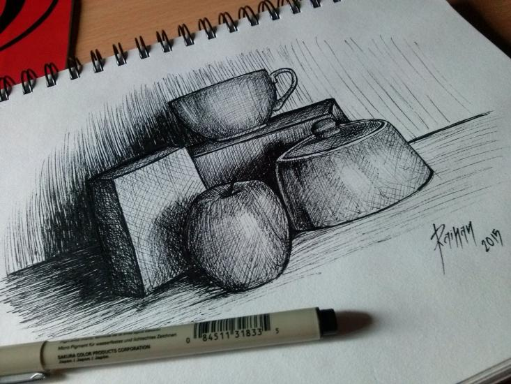 Still Life Objects