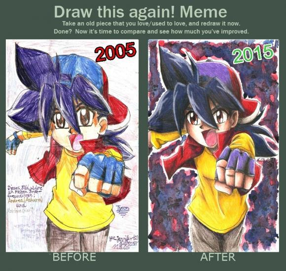 Draw This Again: Tyson