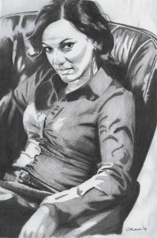 Doctor Who - Freema Agyeman
