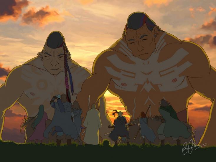 Tales of Màgiska - The Haajaya Giants