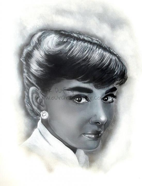 Audrey Heburn
