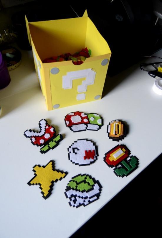Mario Bros Surprise Box