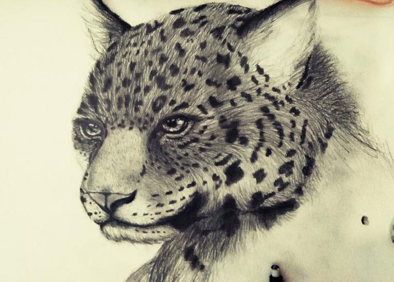 Remake of my Jaguar school work