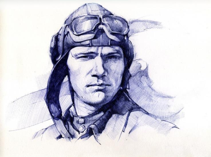 Pilot.