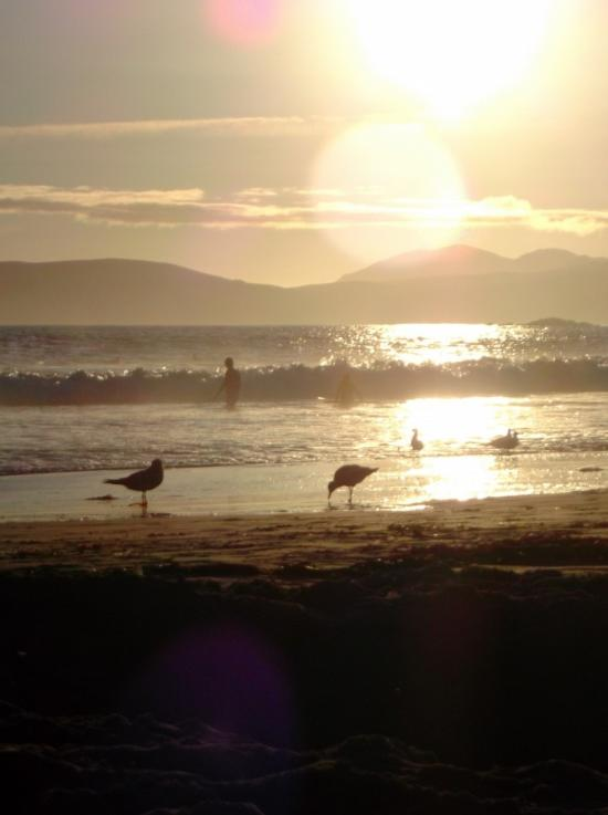 Sunset at Pismo Beach_