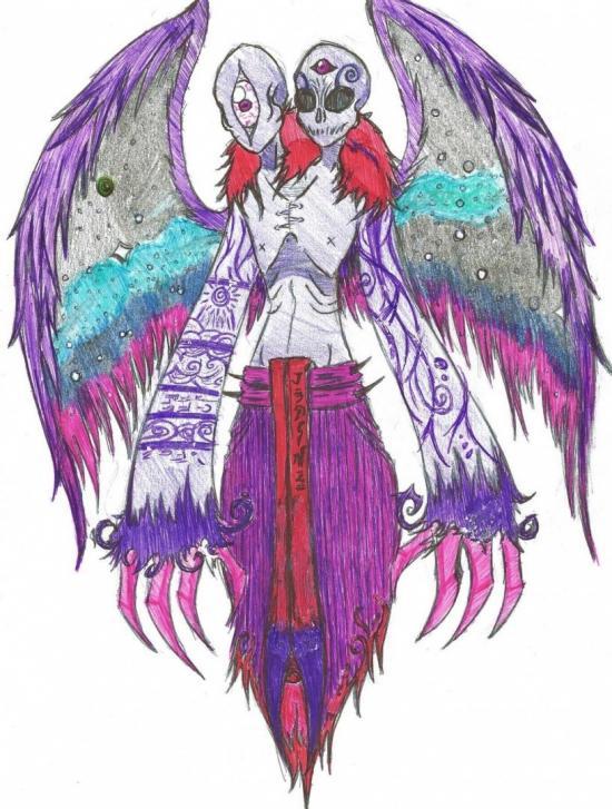 Rorschach Angel