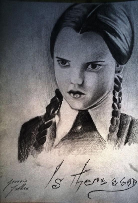 Wenesday Addams
