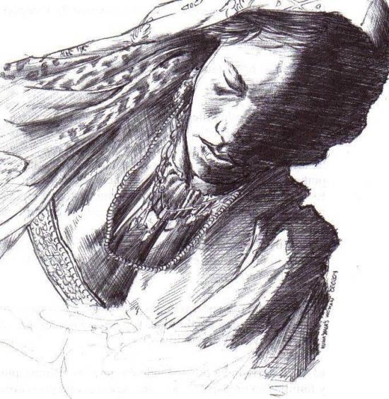 Kuma Yala sketch