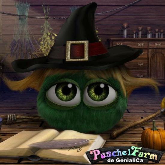 Witch Puschel - Female One