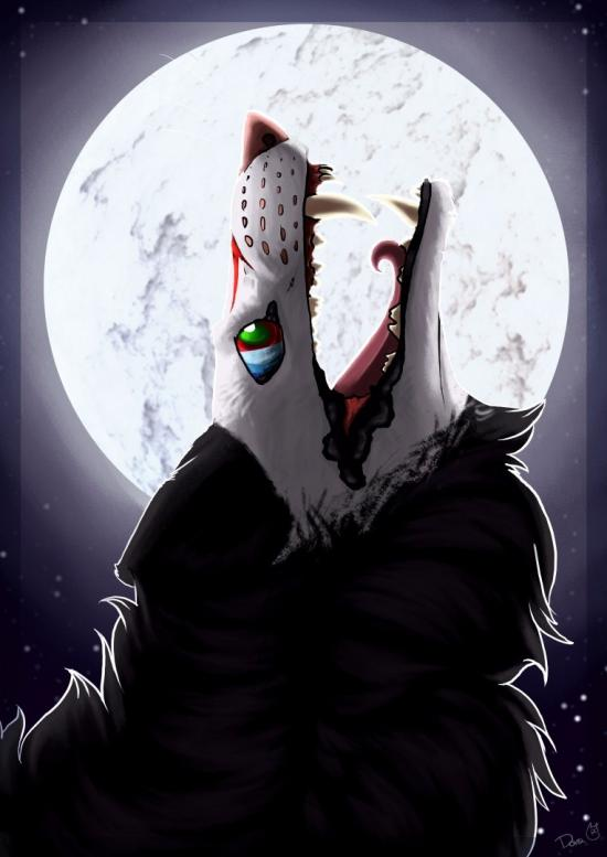 [YCH] :big white moon: