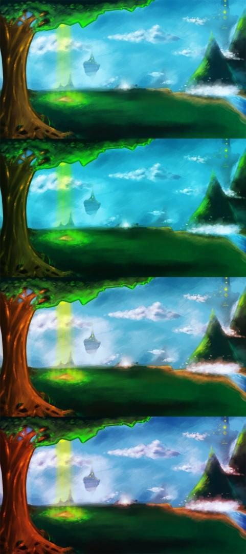 Fantasy Landscape 01.1